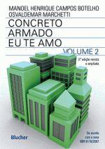 CONCRETO ARMADO EU TE AMO VOLUME 2