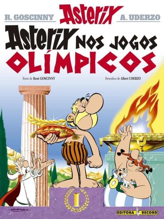 ASTERIX NOS JOGOS OLIMPICOS