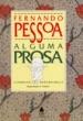 Alguma Prosa 1a.ed.   - 2001