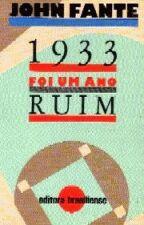 1933 - FOI UM ANO RUIM