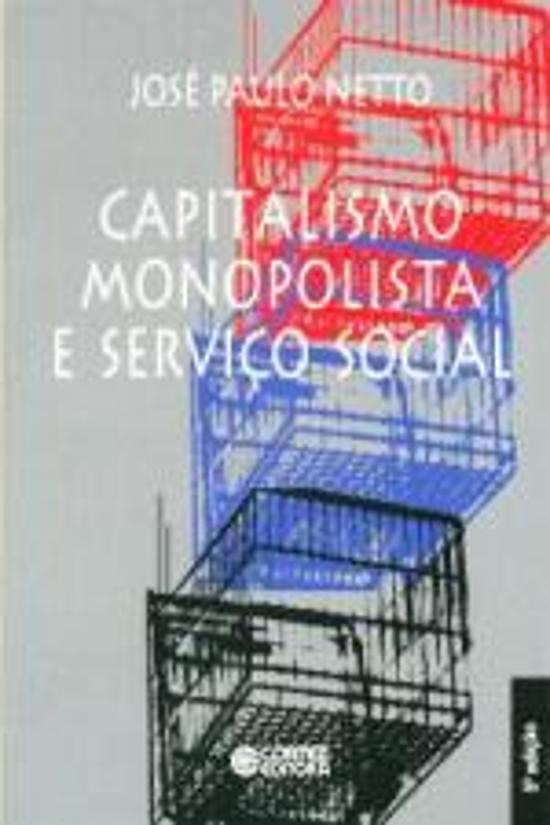 CAPITALISMO MONOPOLISTA E SERVICO SOCIAL