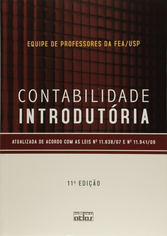 CONTABILIDADE INTRODUTORIA (TEXTO)