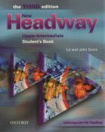 NEW HEADWAY - UPPER-INTERMEDIATE - STUDENT'S BOOK