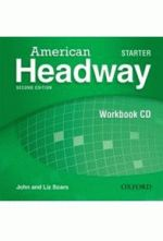 AMERICAN HEADWAY - STARTER - WORKBOOK - CD