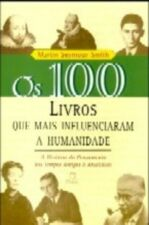 100 LIVROS QUE MAIS INFLUENCIARAM A HUMANIDADE, OS