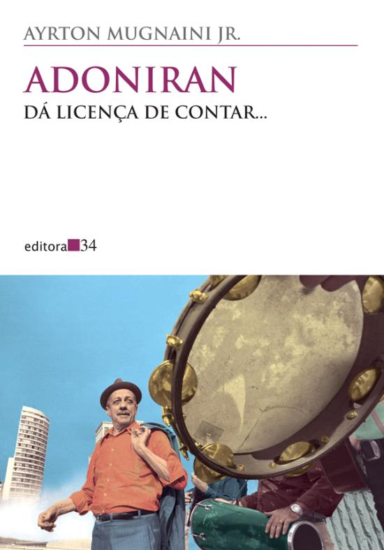 ADONIRAN - DA LICENCA DE CONTAR...