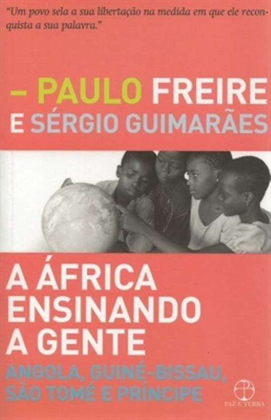 AFRICA ENSINANDO A GENTE, A