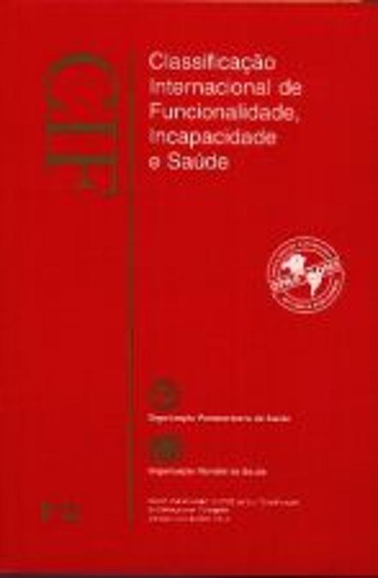 CIF - CLASSIFICACAO INTERNACIONAL DE FUNCIONALIDAD