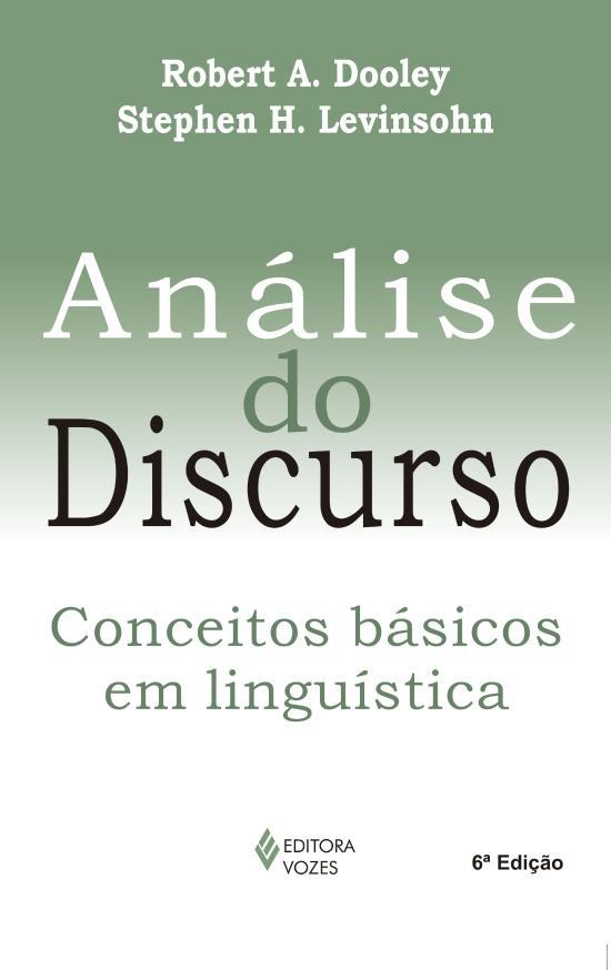 ANALISE DO DISCURSO - CONCEITOS BASICOS EM LINGUIS