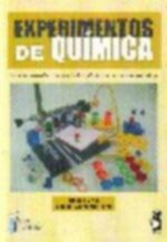 EXPERIMENTOS DE QUIMICA - EM MICROESCALA, COM MATE