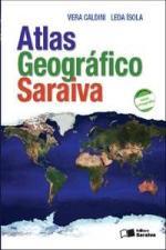 ATLAS GEOGRAFICO SARAIVA (NOVA ORTOGRAFIA)