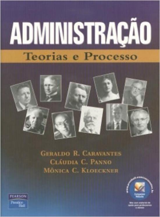 ADMINISTRACAO - TEORIAS E PROCESSO