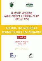ALERGIA, IMUNOLOGIA E REUMATOLOGIA EM PEDIATRIA -