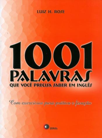 1001 PALAVRAS QUE VOCE PRECISA SABER EM INGLES