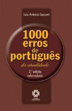 1000 ERROS DE PORTUGUES DA ATUALIDADE