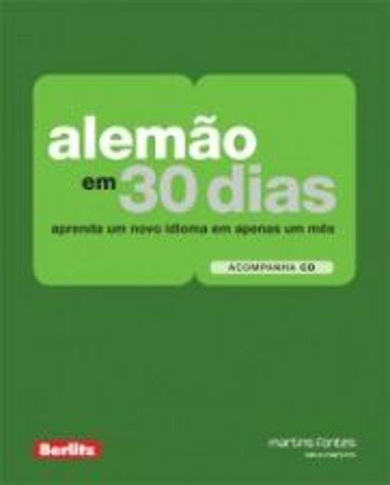 ALEMAO EM 30 DIAS