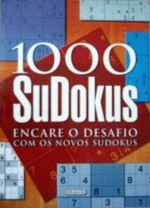 1000 SUDOKUS - ENCARE O DESAFIO COM OS NOVOS SUDOK