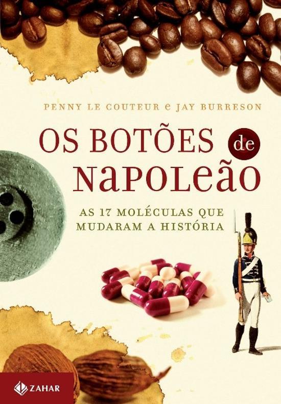 BOTOES DE NAPOLEAO, OS - AS 17 MOLECULAS QUE MUDAR