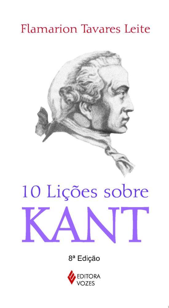 10 LICOES SOBRE KANT