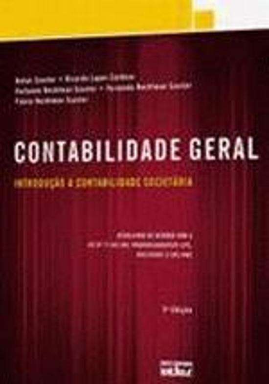 CONTABILIDADE GERAL - INTRODUCAO A CONTABILIDADE S