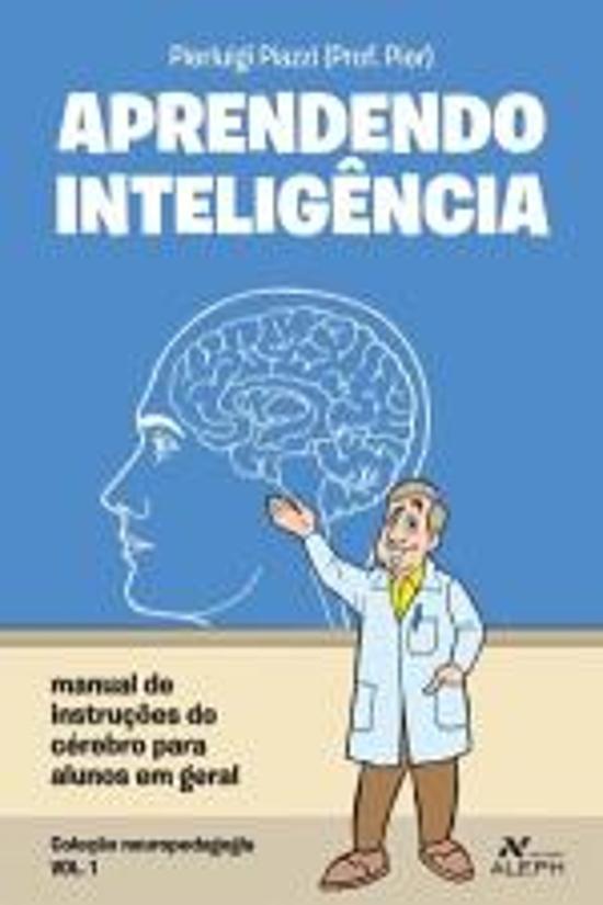 APRENDENDO INTELIGENCIA - MANUAL DE INSTRUCOES
