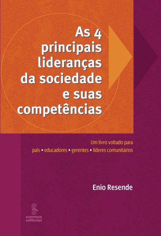 4 PRINCIPAIS LIDERANCAS DA SOCIEDADE E SUAS COMPET