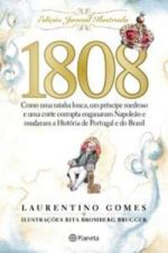 1808 (edicao Juvenil) 1a.ed.   - 2008