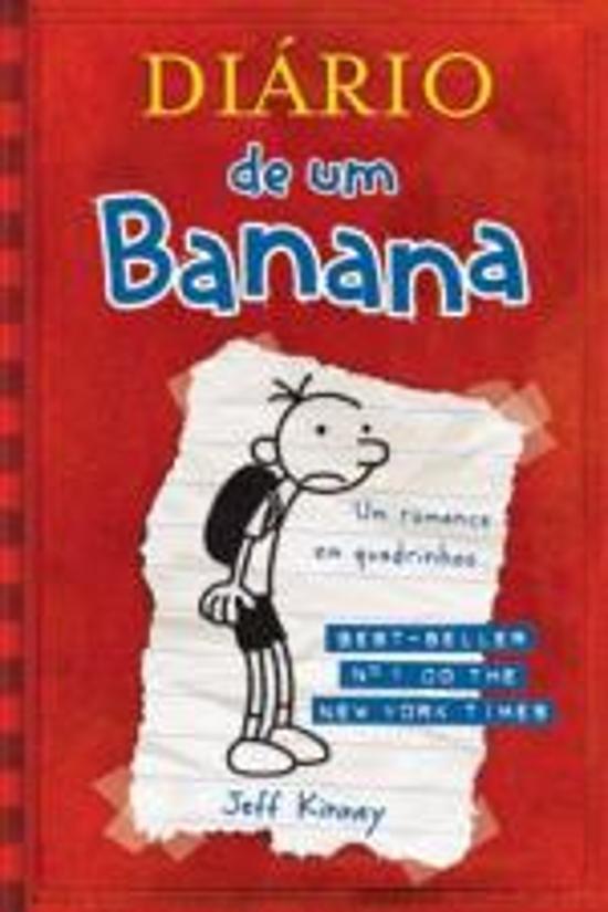 Diario De Um Banana - V. 01 - Um Romance Em Quadri 9a.ed.   - 2008