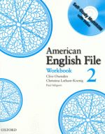 AMERICAN ENGLISH FILE - 02 - WORKBOOK - CD