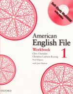 AMERICAN ENGLISH FILE - 01 - WORKBOOK - CD