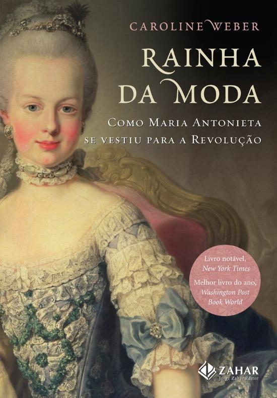 RAINHA DA MODA - COMO MARIA ANTONIETA SE VESTIU PA