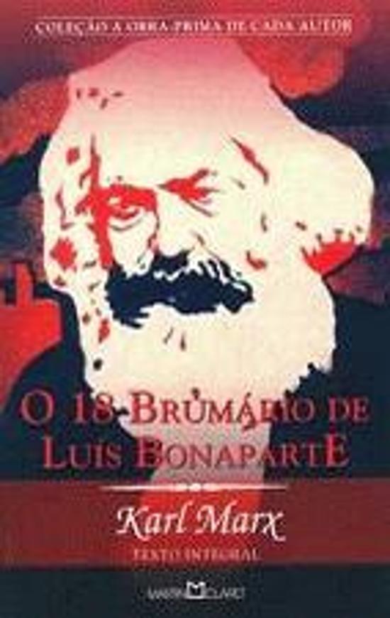 18 BRUMARIO DE LUIS BONAPARTE,O
