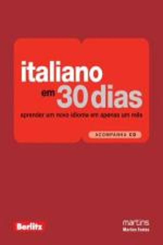 ITALIANO EM 30 DIAS