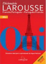 MINIDICIONARIO LAROUSSE - FRANCES/PORTUGUES-PORTUG