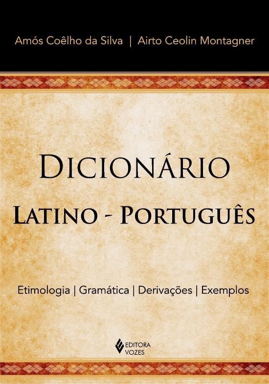 DICIONARIO LATINO-PORTUGUES