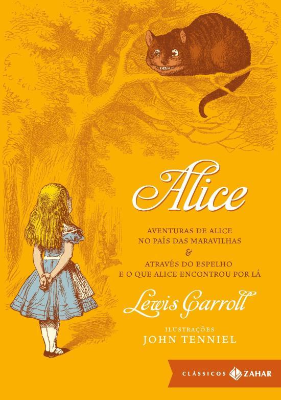 Alice - Aventuras De Alice No Pais Das Maravilhas 1a.ed.   - 2010