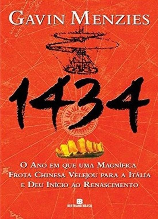 1434 - O ANO EM QUE UMA MAGNIFICA FROTA CHINESA VE