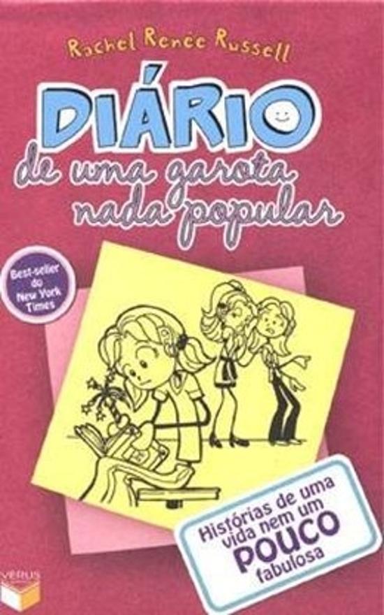 Diario De Uma Garota Nada Popular - V. 01 - Histor 22a.ed.