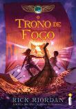 Cronicas Dos Kane, As - V. 02 - O Trono De Fogo 1a.ed.   - 2011