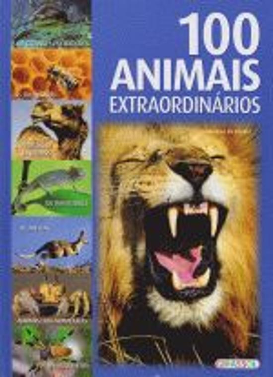 100 ANIMAIS EXTRAORDINARIOS