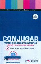 CONJUGAR - VERBOS DE ESPANA Y DE AMERICA