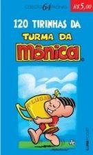 120 TIRINHAS DA TURMA DA MONICA