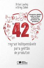 42 REGRAS INDISPENSAVEIS PARA GESTAO DE PRODUTOS,
