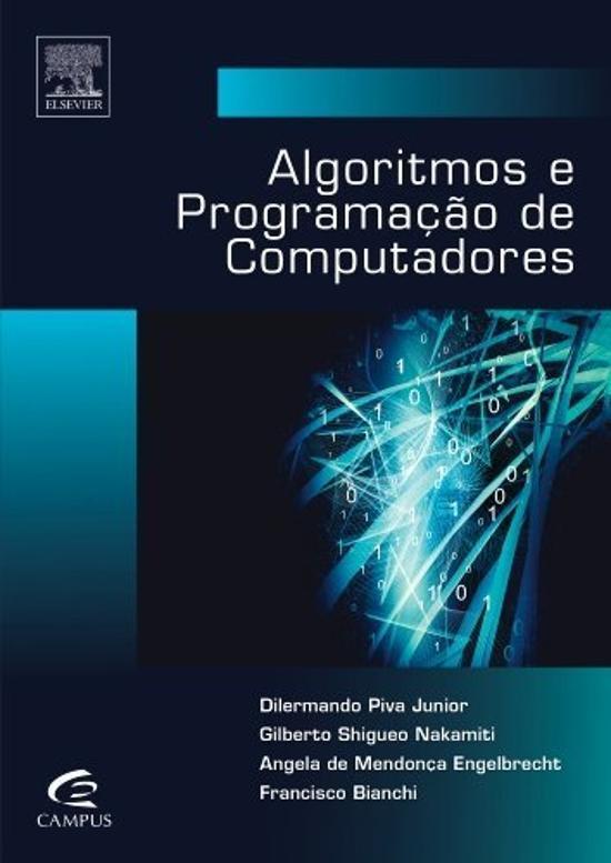 ALGORITIMOS E PROGRAMACAO DE COMPUTADORES