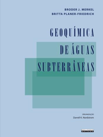 GEOQUIMICA DE AGUAS SUBTERRANEAS