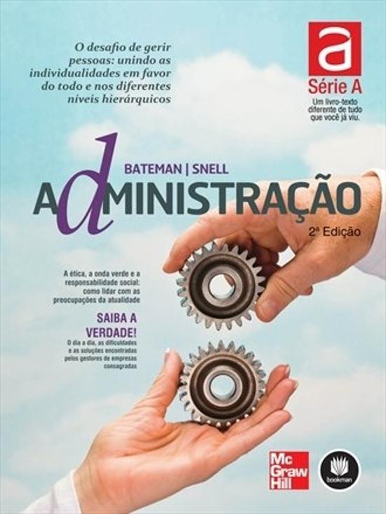 ADMINISTRACAO - SERIE A