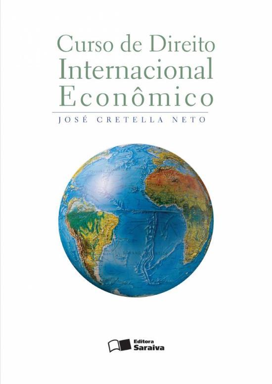 CURSO DE DIREITO INTERNACIONAL ECONOMICO