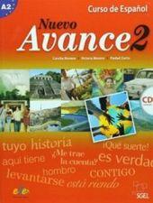NUEVO AVANCE 2 - LIBRO DEL ALUMNO + CD - CURSO DE