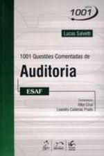 1001 QUESTOES COMENTADAS DE AUDITORIA - ESAF