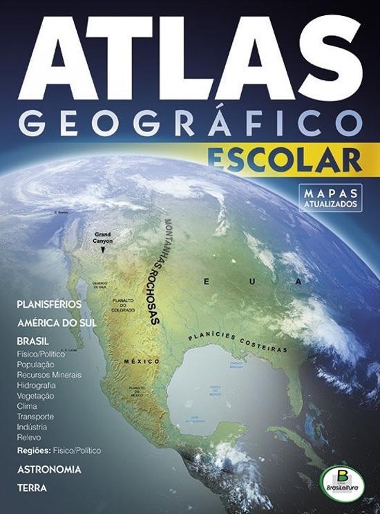 ATLAS GEOGRAFICO ESCOLAR
